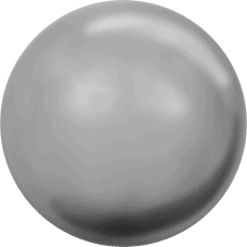 5810 - 3mm Swarovski Round - Grey Pearl
