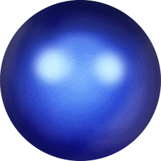 5810 - 6mm Swarovski Round - Iridescent Dark Blue Pearl