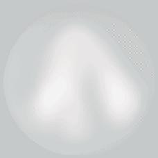 5810 - 6mm Swarovski Round - Iridescent Dove Grey Pearl
