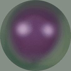 5810 - 4mm Swarovski Round - Iridescent Purple Pearl