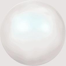 5810 - 4mm Swarovski Round - Pearlescent White Pearl