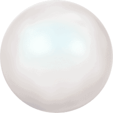 5810 – 8mm Swarovski Round – Pearlescent White Pearl