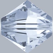 5301/5328 - 4mm Swarovski Bicone Bead - Crystal Blue Shade