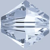 5301/5328 - 3mm Swarovski Bicone Crystal Bead - Crystal Blue Shade