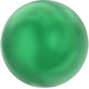5810 - 4mm Swarovski Round - Eden Green Pearl