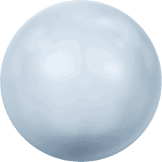 5810 – 10mm Swarovski Round – Light Blue Pearl