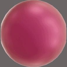 5810 – 10mm Swarovski Round – Mulberry Pink Pearl