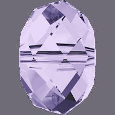 5040 - 8mm Swarovski Briolette Beads - Violet