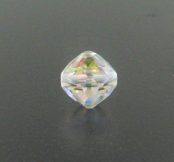 5309/1 - 5mm Swarovski Rounded Bicone - Crystal AB