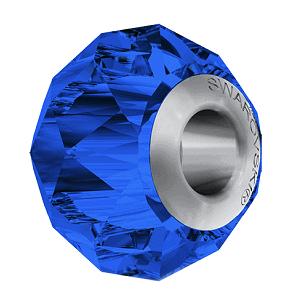5948 - 14mm Swarovski BeCharmed Briolette Bead - Sapphire