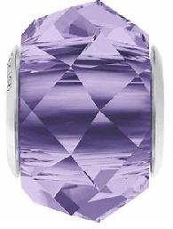 5948 - 14mm Swarovski BeCharmed Briolette Bead - Violet