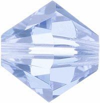 5301/5328 - 8mm Swarovski Bicone Crystal Bead - Alexandrite