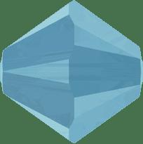 5301/5328 - 8mm Swarovski Bicone Crystal Bead - Turquoise